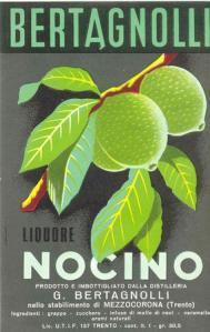 Vintage Nocino Ad