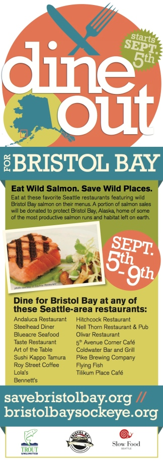 Dine Out for Bristol Bay