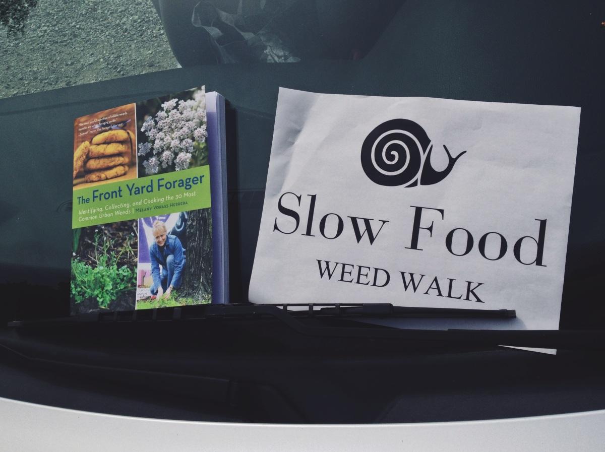 1 - Weed Walk