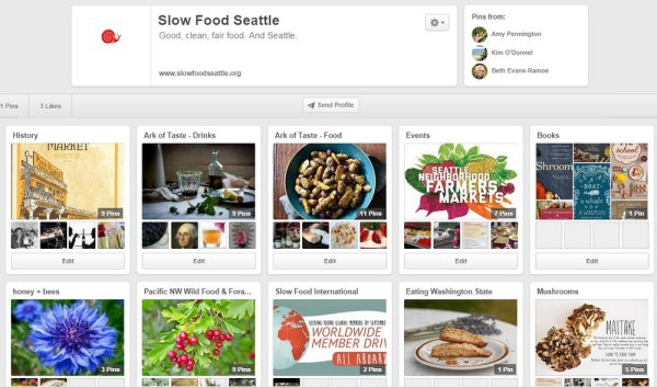 Slow Food Seattle on Pinterest - Google Chrome 9232014 65955 PM