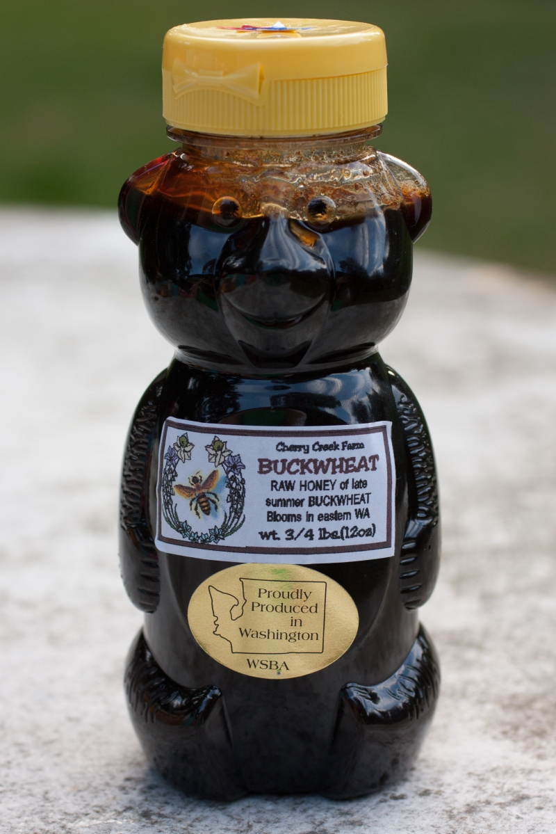 "Buckwheat (Eastern, WA): Molasses (x3), dark, pancakes, deep notes, long finish, herbal, tart, earthy, cocoa, plum sauce, rustic (taste & texture), barnyard, hay, soy sauce, ""lots of flavor,"" ""want with blue cheese"" (2 favorites, 1 ""don't really like"" note, also chef Varin was not a fan)"