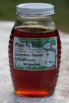 "Wildflower (Sonoran Desert, AZ)): big flavor, bitter, almost savory, long finish, standard, smooth, amber, smoky, caramel, medium texture, very sweet (x2), ""too sweet, called me babydoll"" (1 favorite)"